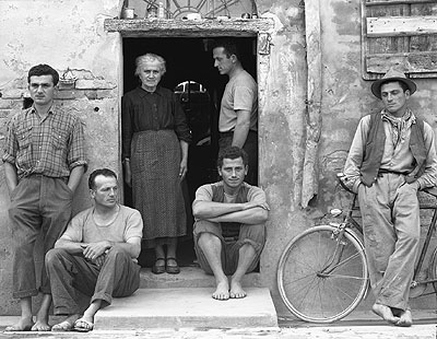 Lusetti Family -  Paul Strand