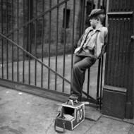 Kubrick Shoe Shine Boy - Ragazzo Lustrascarpe