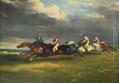 Cavalli Gericault
