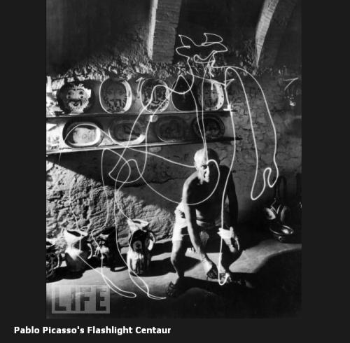 Picasso Centauro