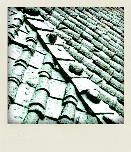 tetto bianco