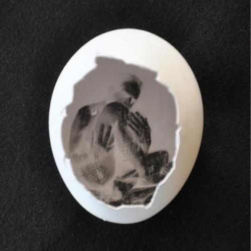 pinhole egg