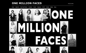 One Million Faces