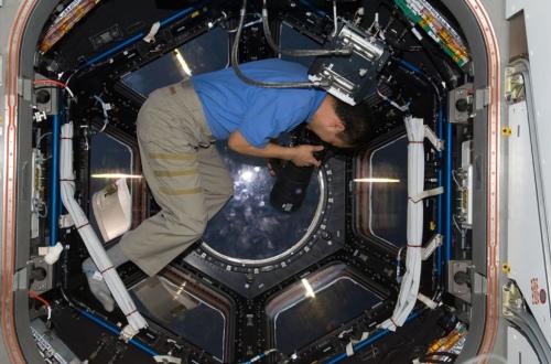 Space photographer