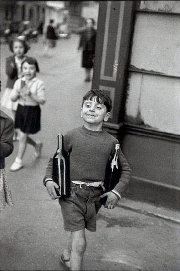 Henri Cartier Bresson Rue Mouffettard