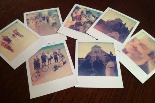 Poeraloid Polaroid
