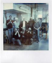 Impossible project team