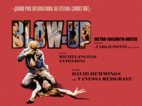 Blow up - Michelangelo Antonioni