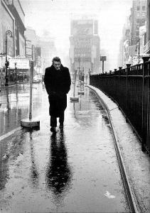 James Dean fotografato da Dennis Stock