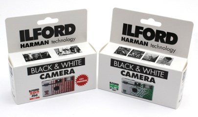 ilford disposable