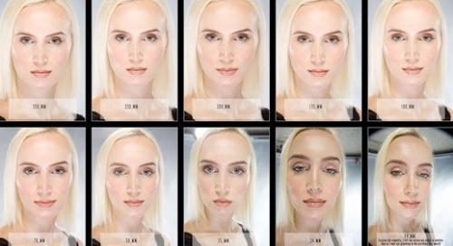Dei ritratti e delle lenti