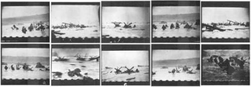 Robert Capa e gli scatti del D-Day