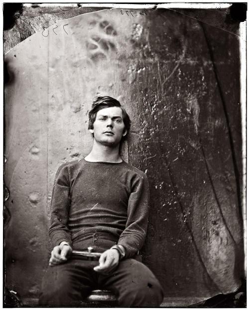 Il ritratto di un condannato (re-reloaded)