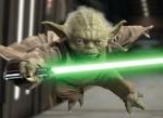 Yoda spada laser