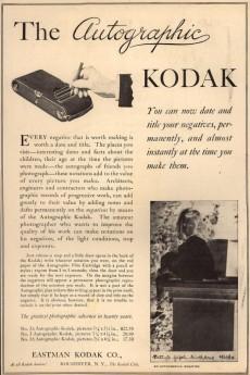 Autographic-Kodak