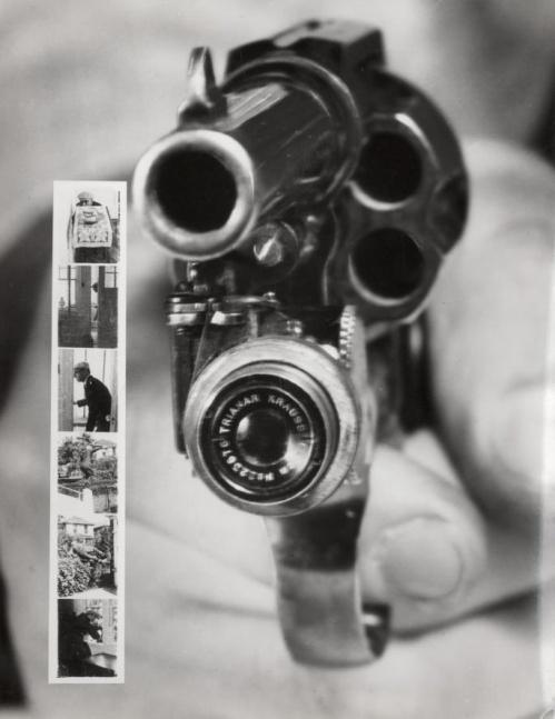 Photo revolver