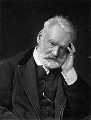 Fotocalcografia di Victor Hugo - circa 1883