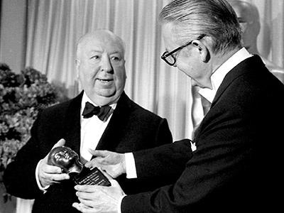 Hitchcock award