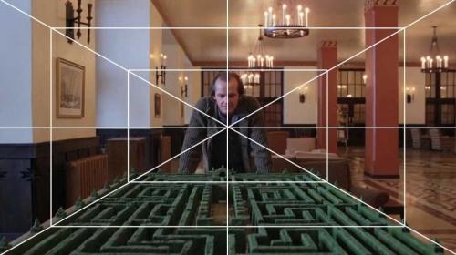 Kubrick simmetry