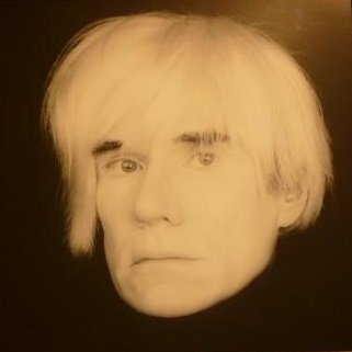 Warhol by Robert Mapplethorpe