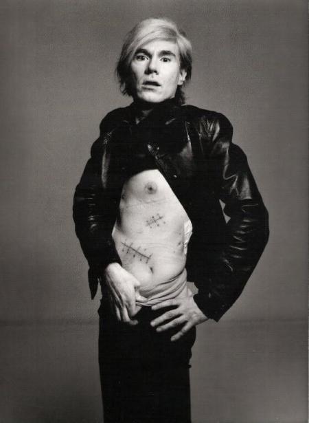 Warhol by Avedon