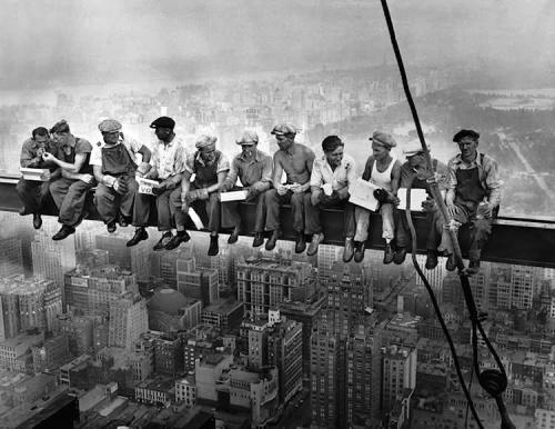 Proibito a chi soffre di vertigini