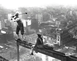 Golf - Ebbets