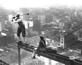 Golf - Ebbets