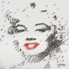 Marilyn by Craig Alan