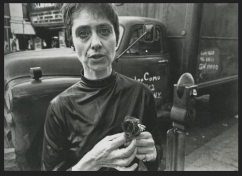 Cortocircuito fotografico #14: Diane Arbus fotografata da  Mary Ellen Mark