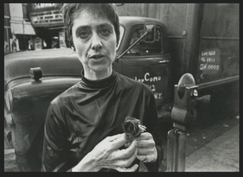 Diane Arbus by M.E.Mark