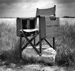 Kubrick's chair