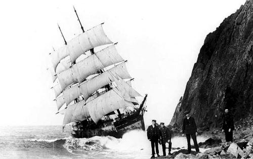 Wreck of the Glenesslin