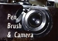 Pen, Brush, Camera with Henri Cartier-Bresson