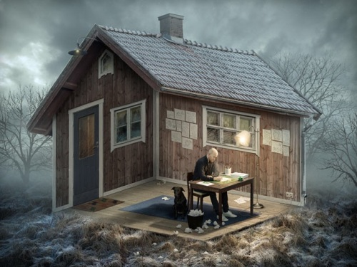 Architect by Eric Johansson