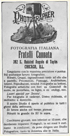 Fratelli Cannata 1899