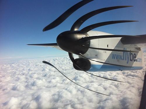 Propeller - Elica - rolling shutter