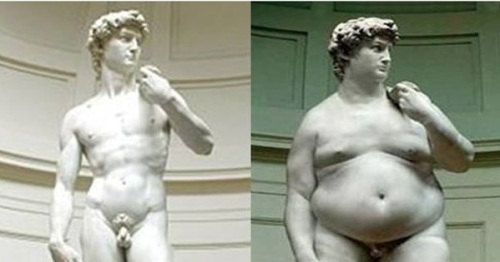 Michelangelo piangerà