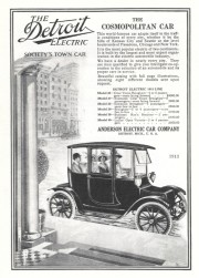 Detroit Electric 1913