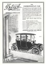 Detroit Electric 1913