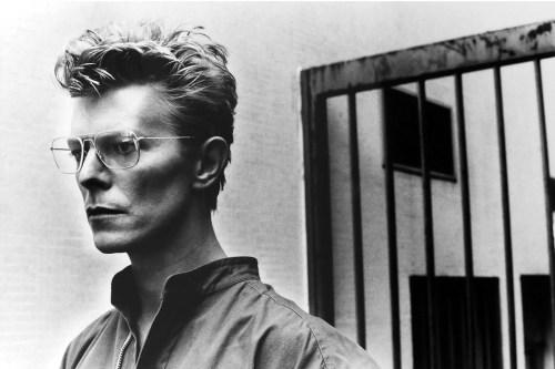 David Bowie, 1982