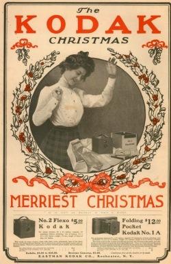 Kodak Christmas Ad