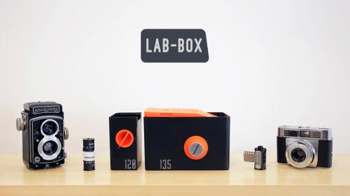 Lab Box by Ars Imago
