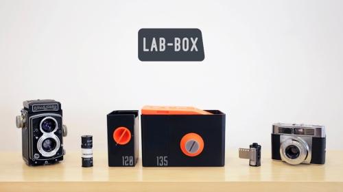 Lab Box by Ars Imago