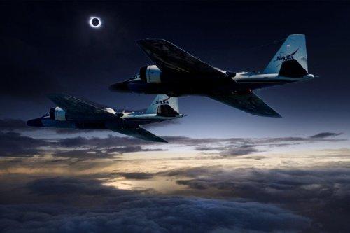 NASA jets