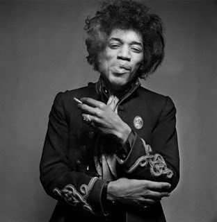 Jimi by Gered Mankowitz