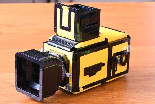 Hasselblad di Lego